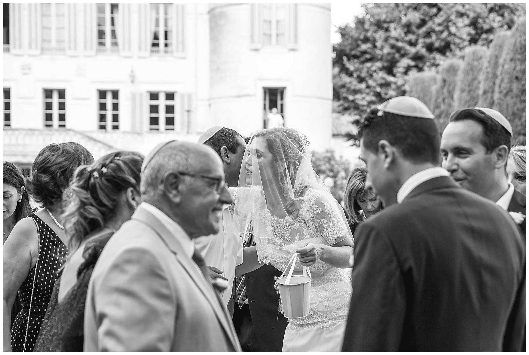 jewish wedding Chateau de Pouget