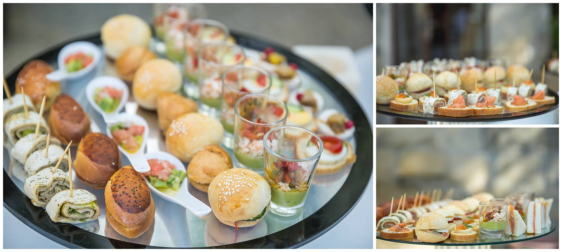 wedding caterer Chateau de Pouget