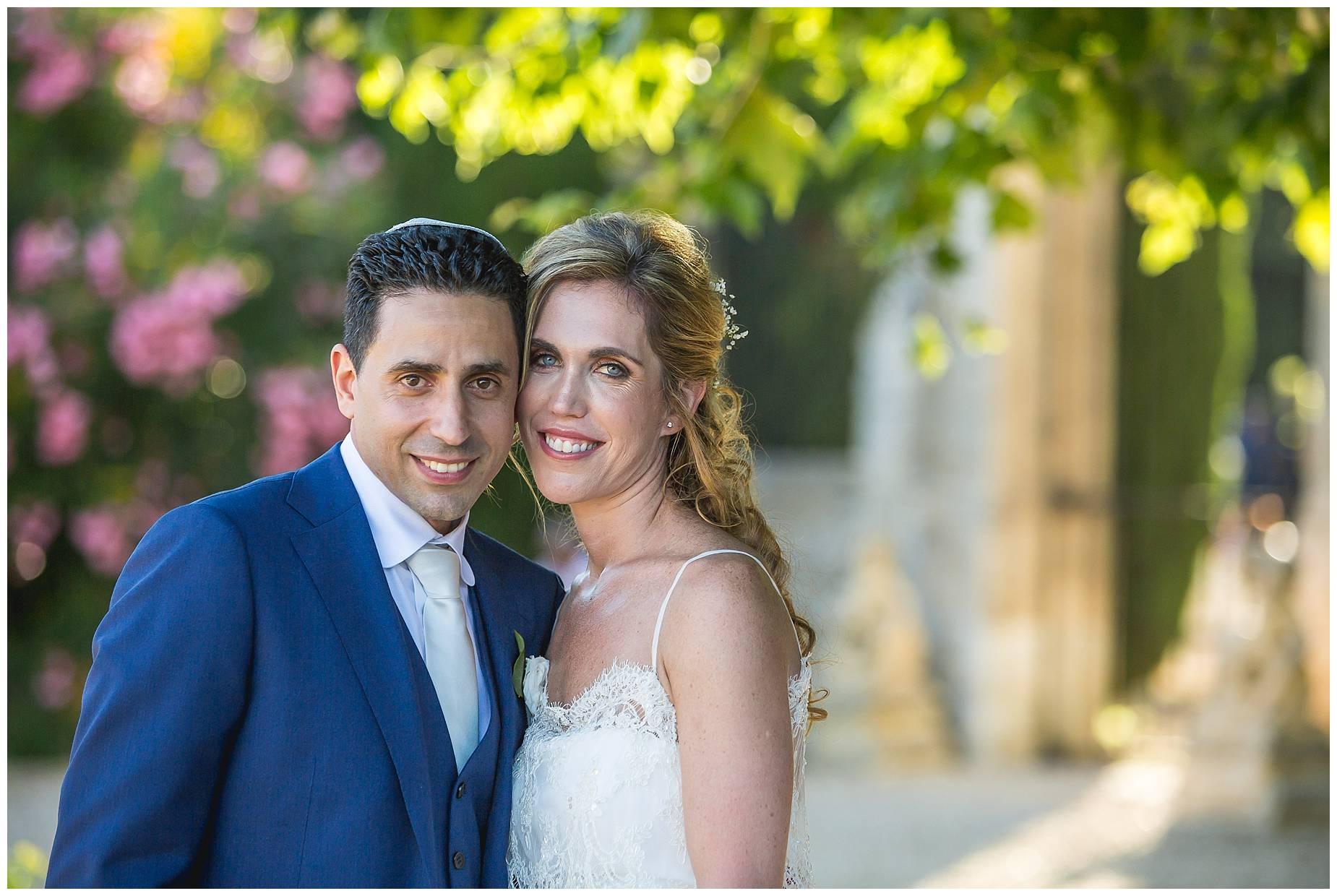Chateau de Pouget wedding photography