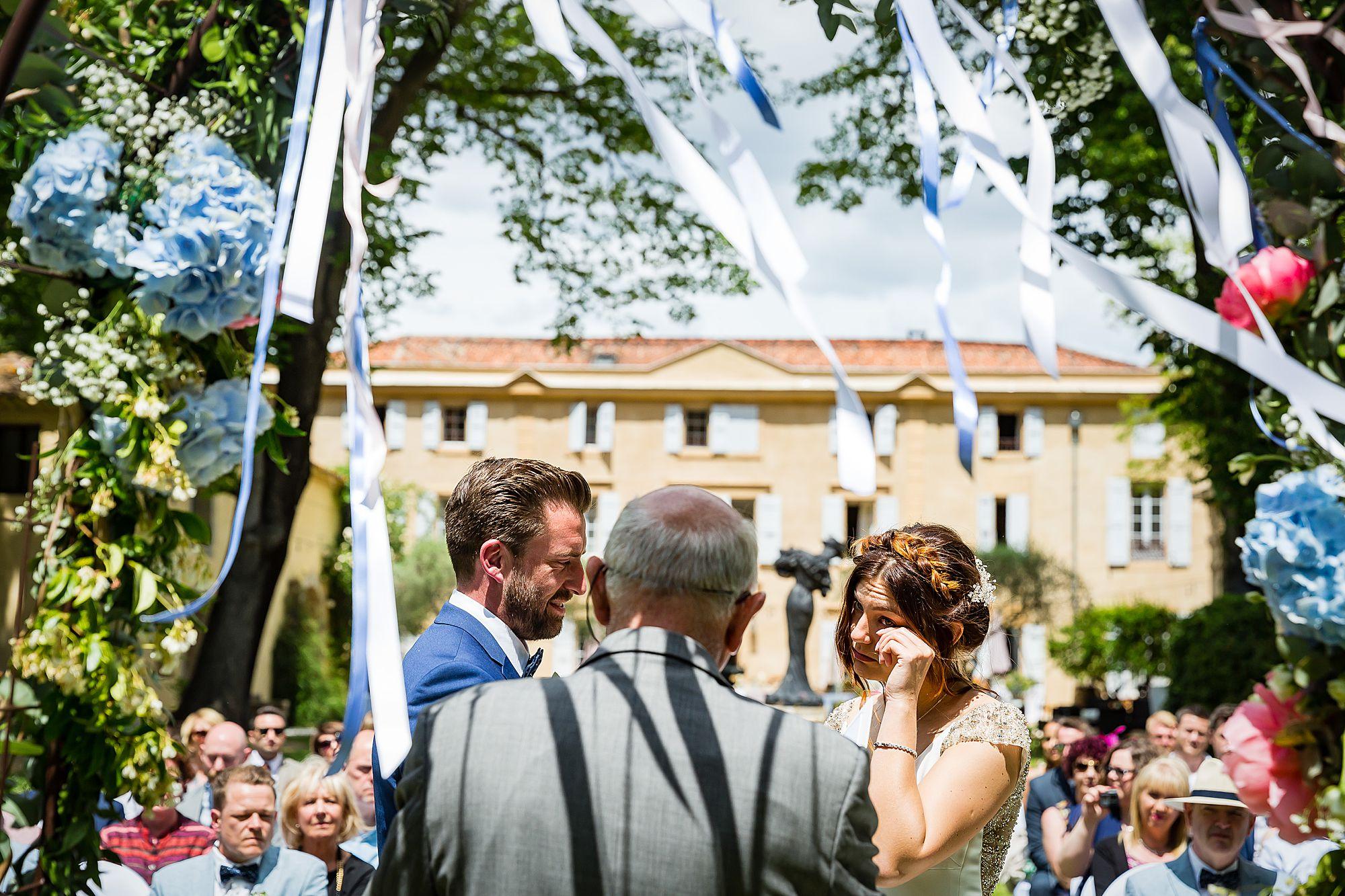 Chateau Rieutort wedding