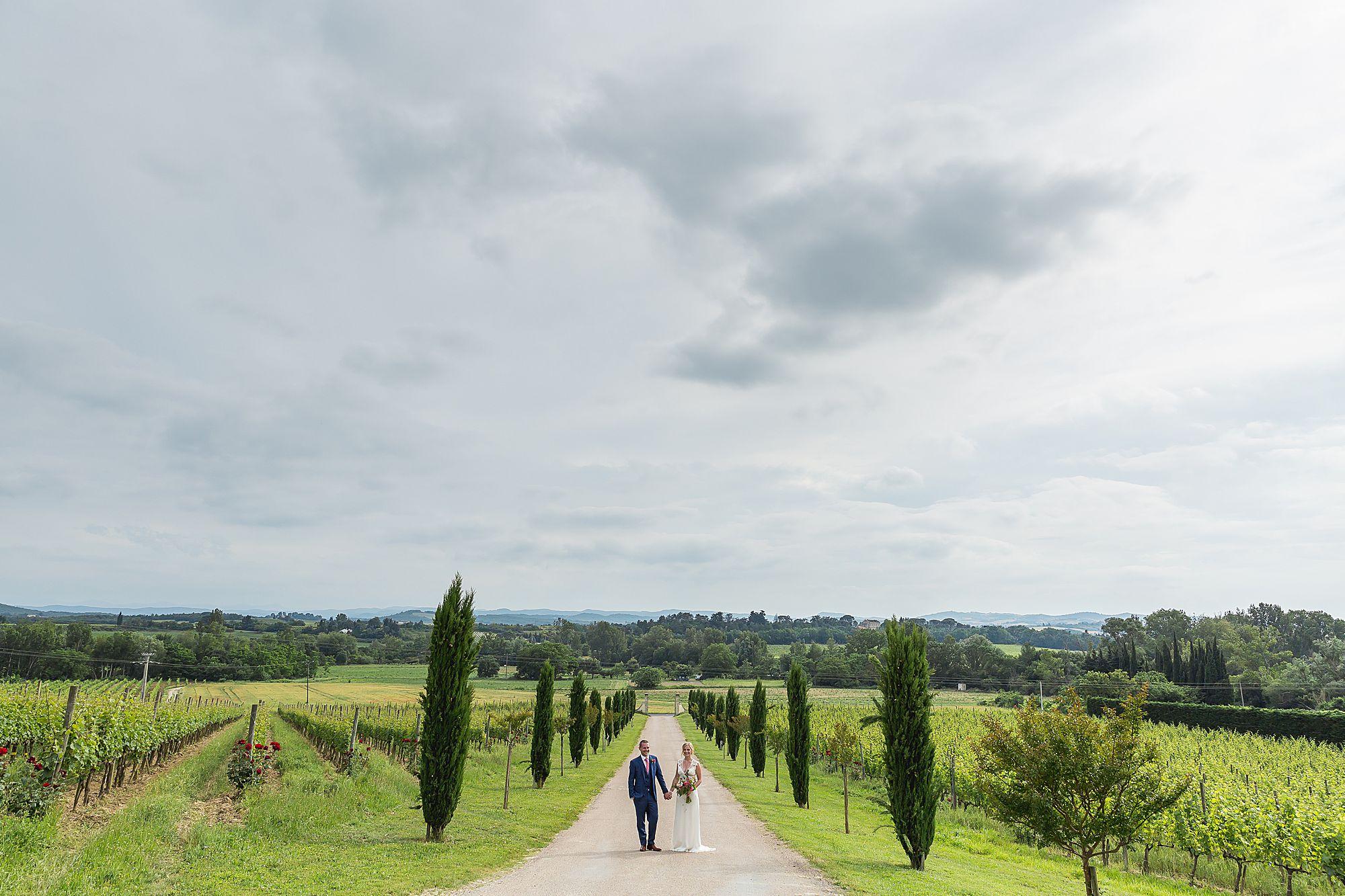 Domaine Gayda weddings
