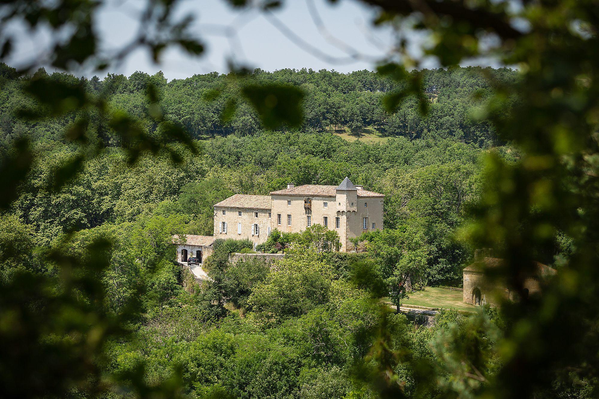 Chateau de Queille