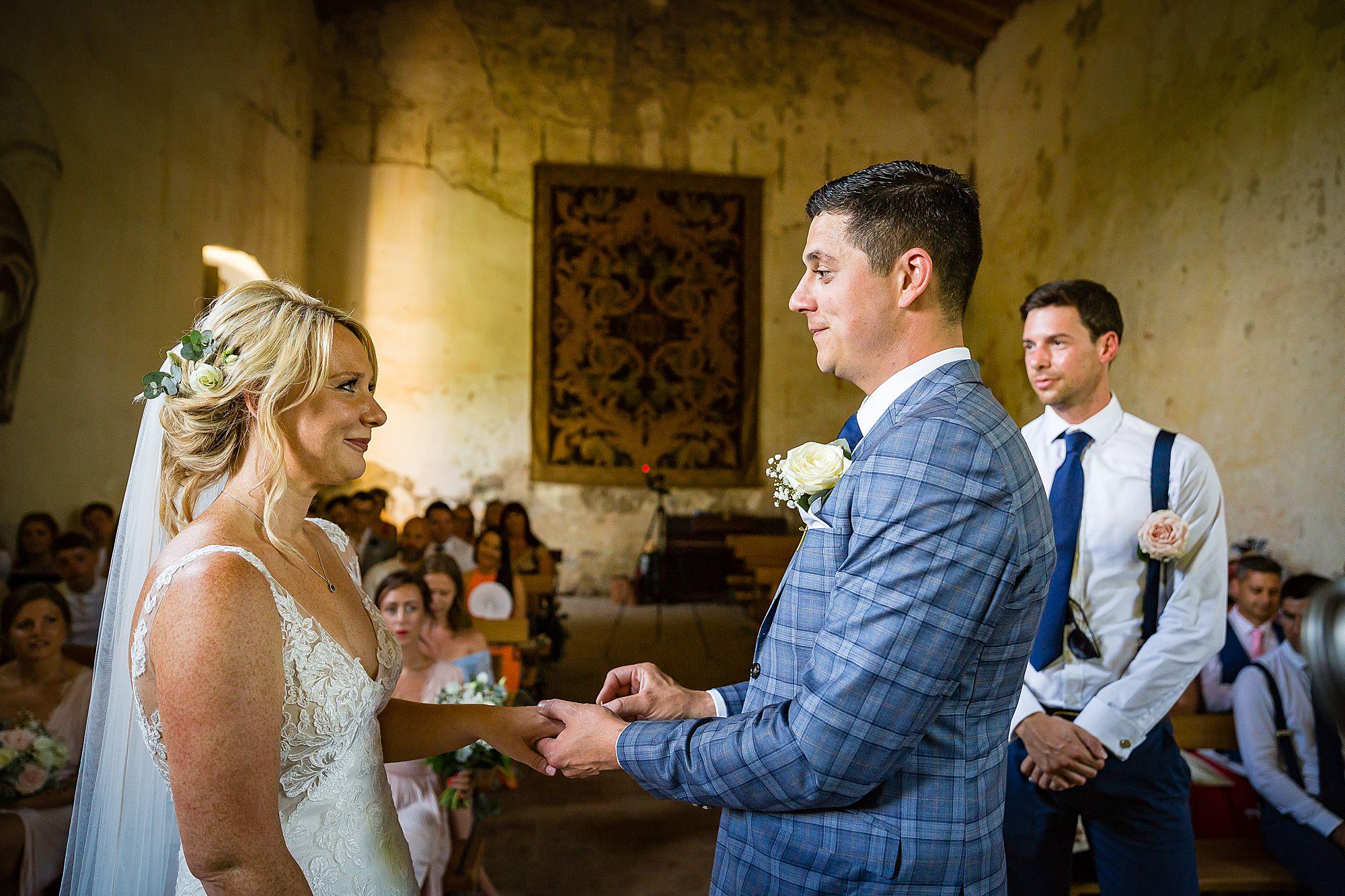 Chateau de Queille Wedding