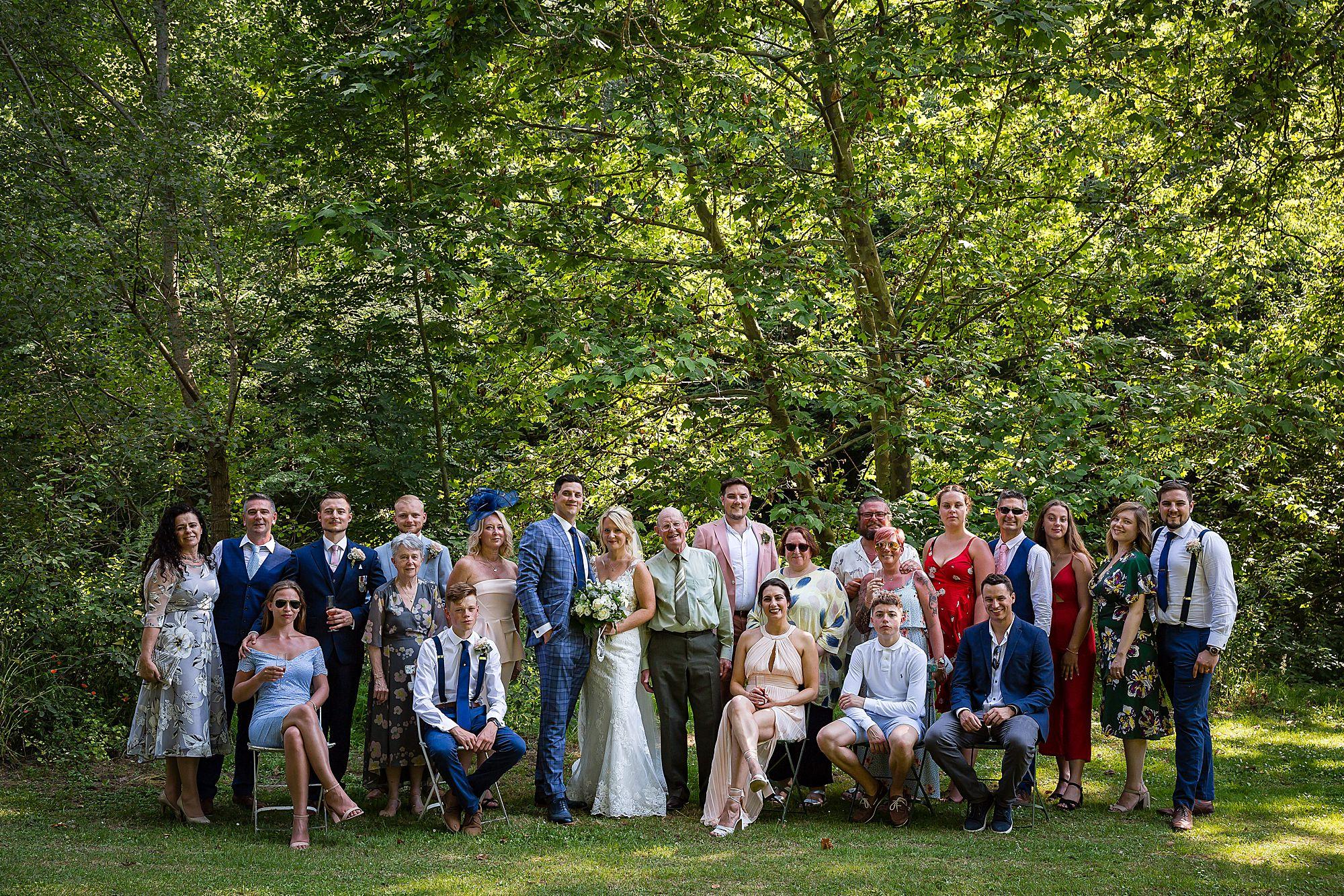 Chateau de Queille Wedding photos