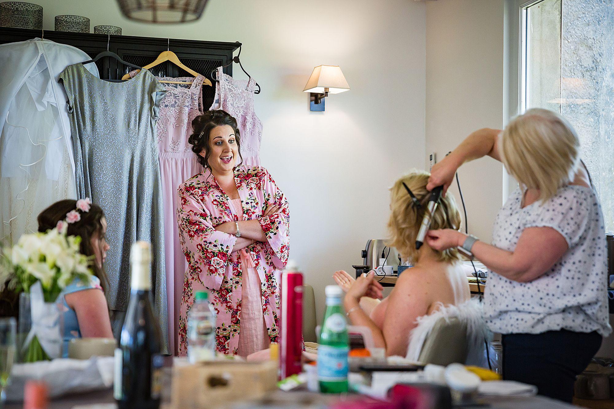 Annette Carr hairdresser