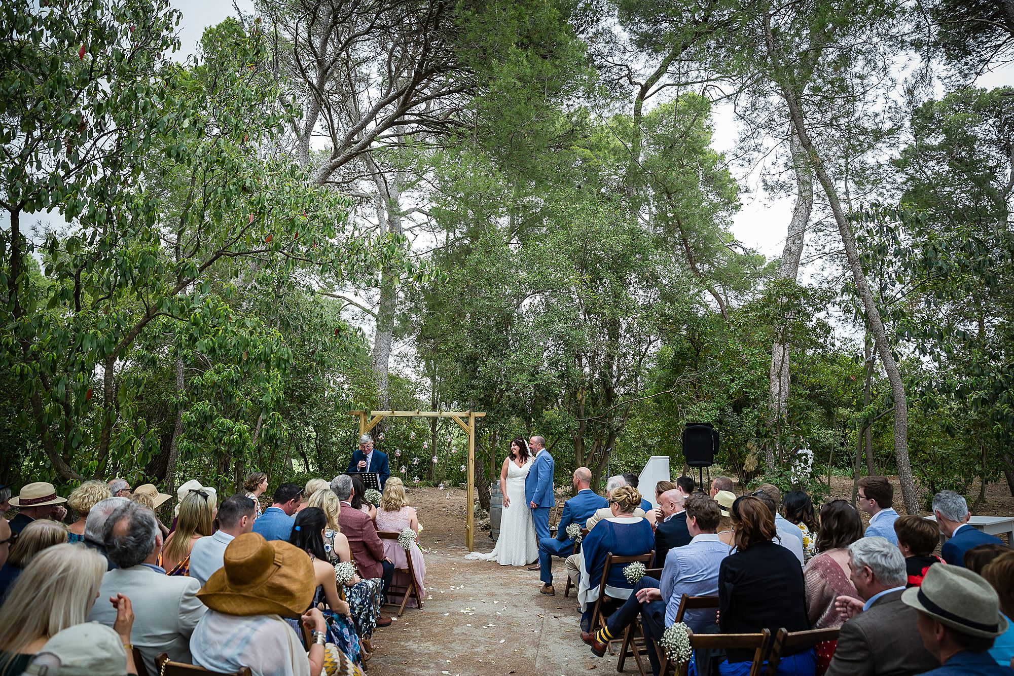 wedding Domaine de la Grangette