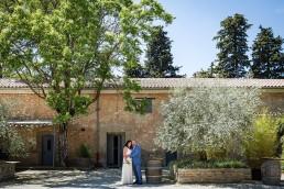 Domaine de la Grangette wedding photographer