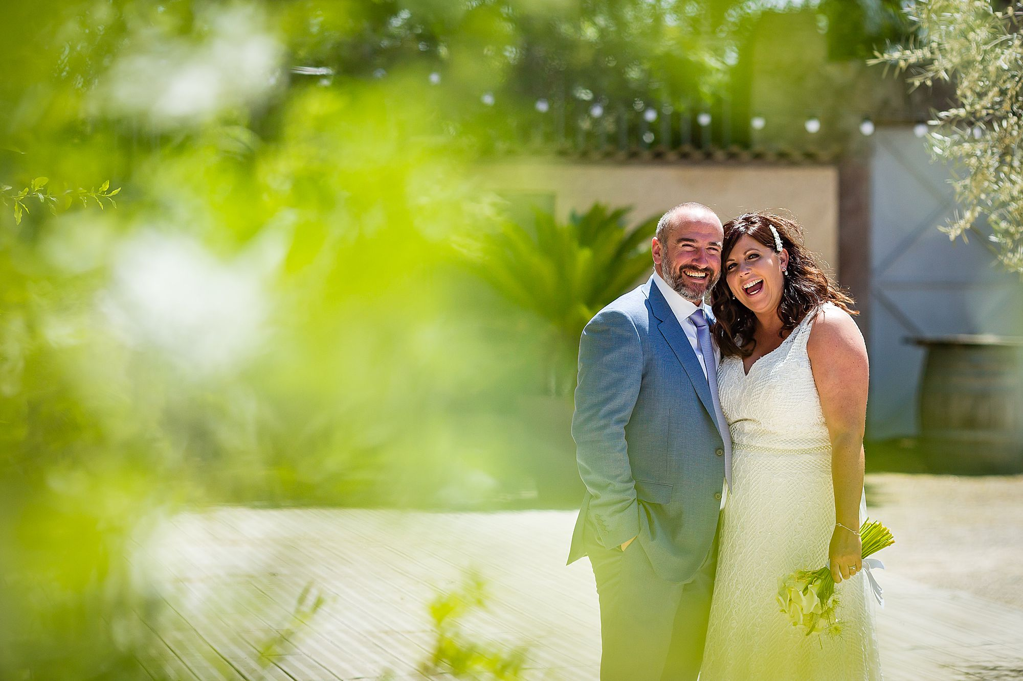 Domaine de la Grangette wedding photos