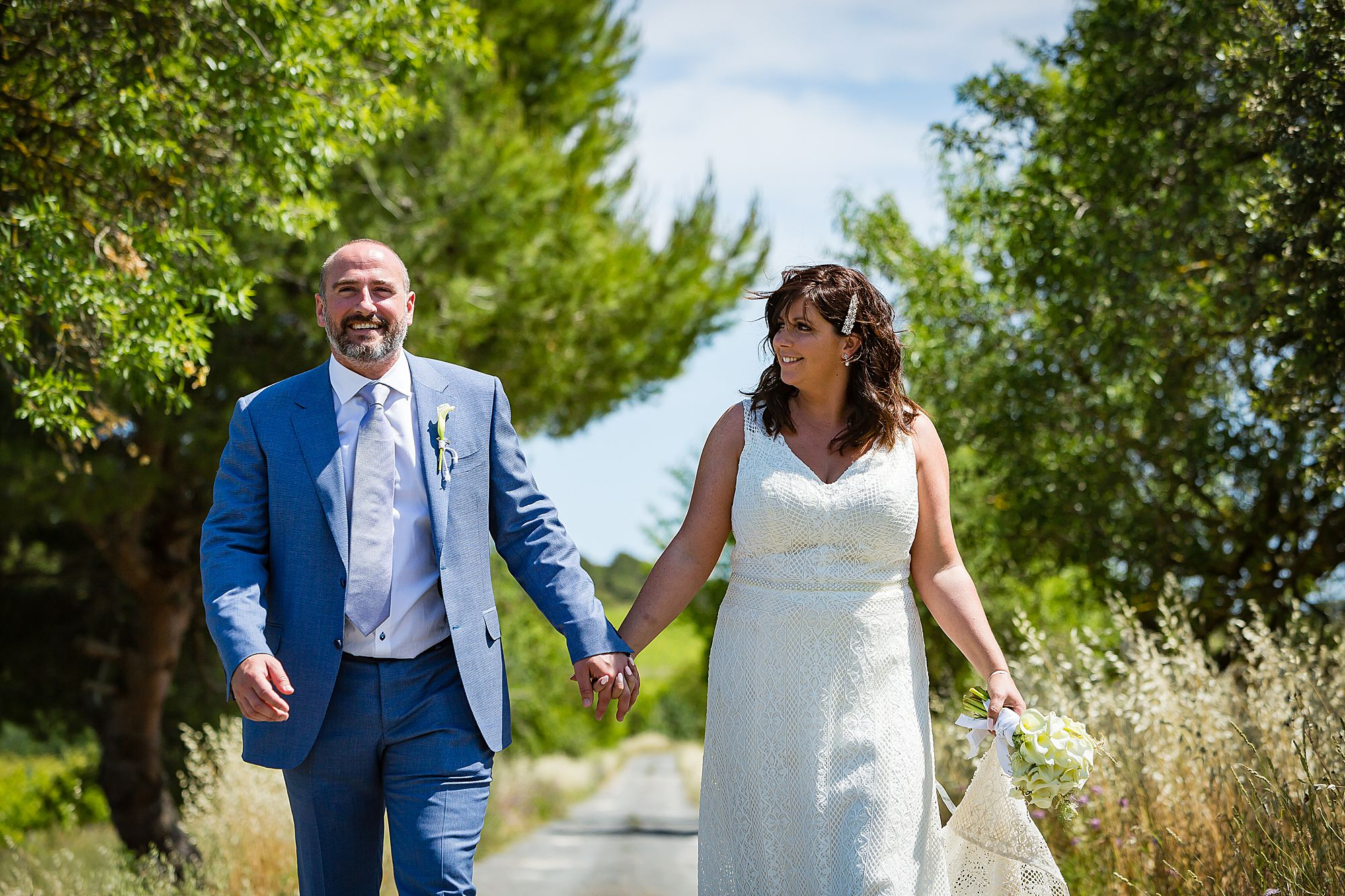 Domaine de la Grangette wedding