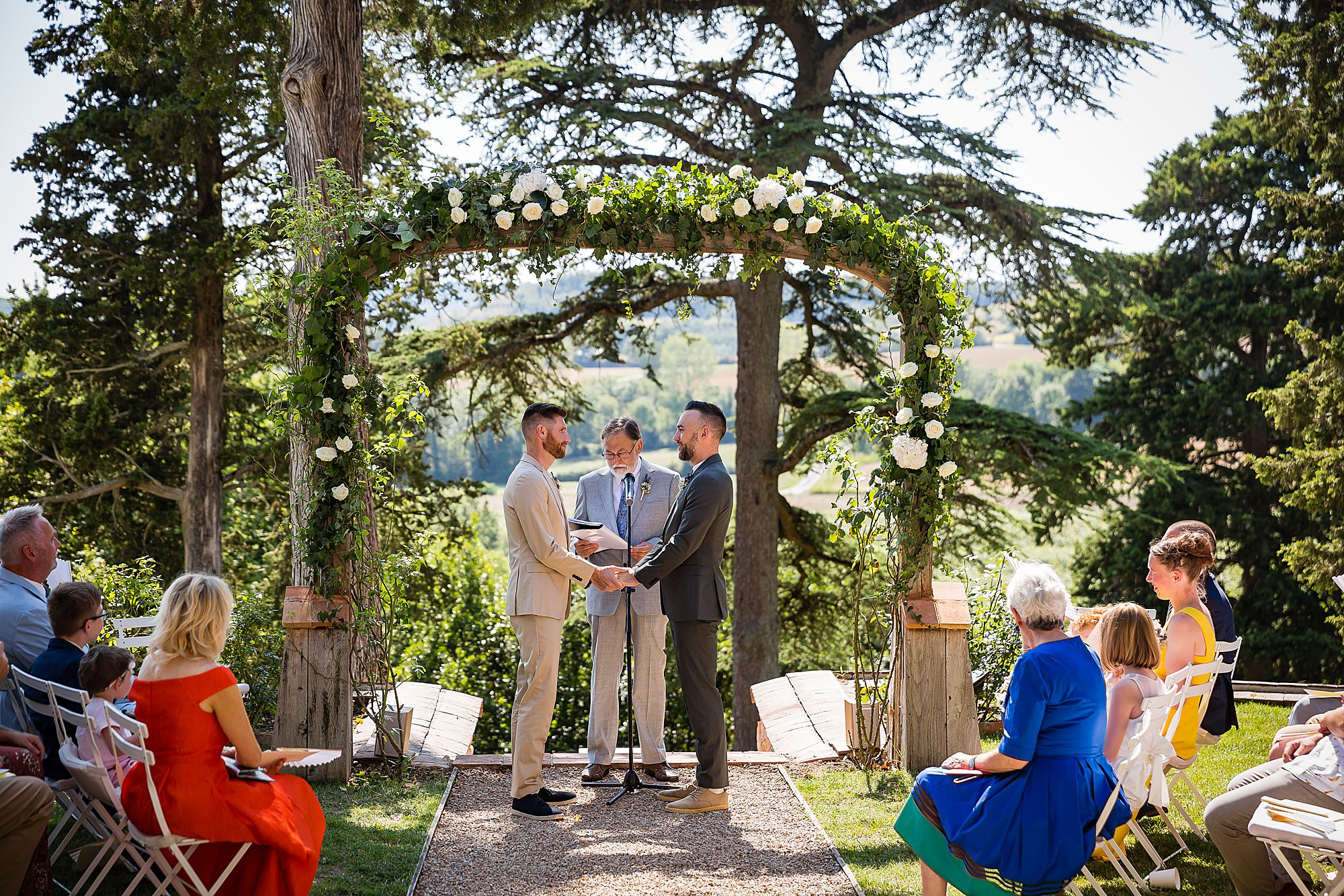 gay wedding in France