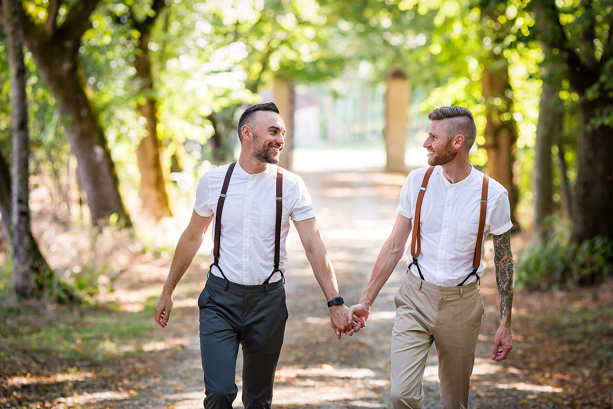 best gay wedding photos