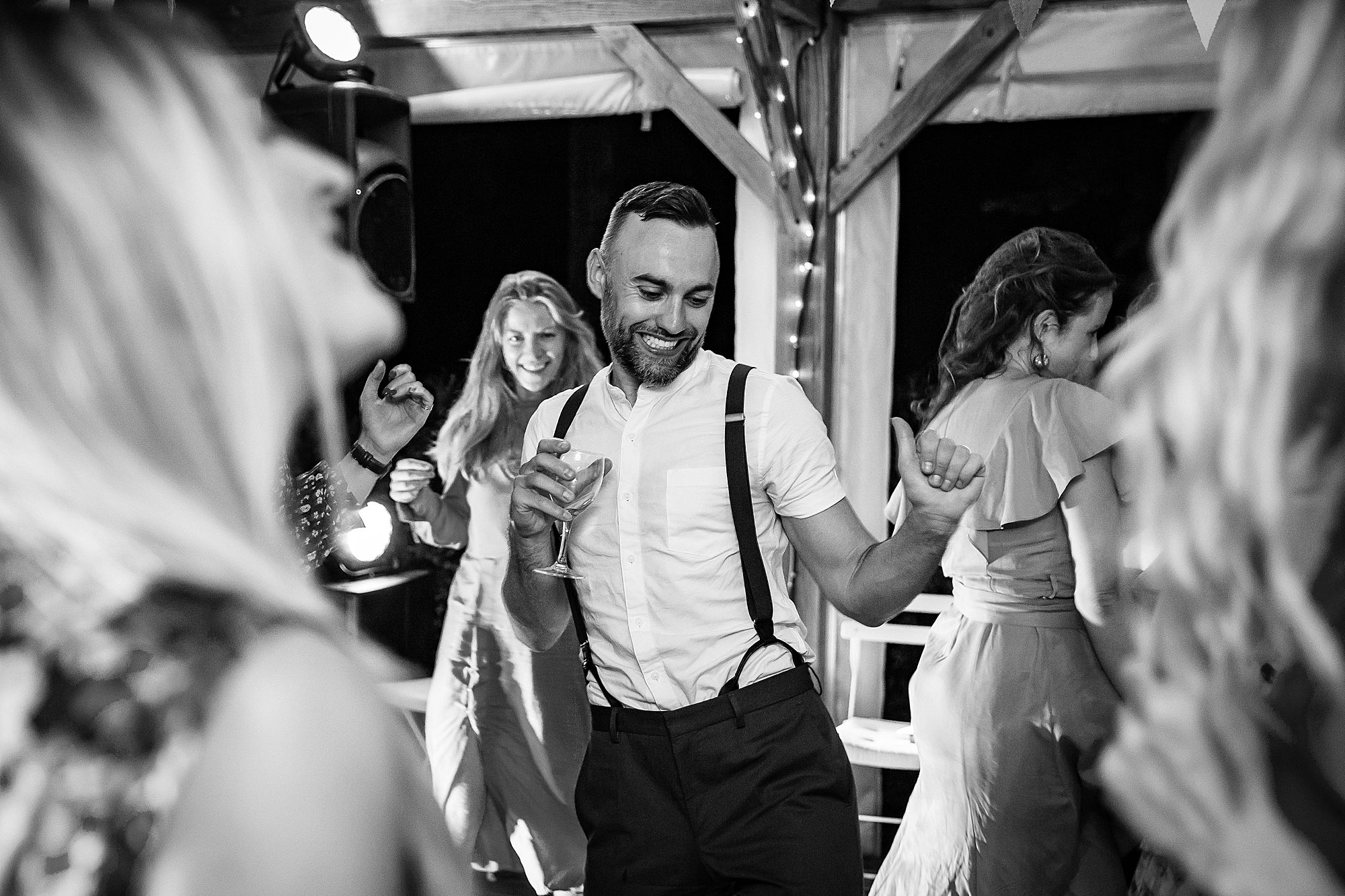 groom dances at gay wedding in France