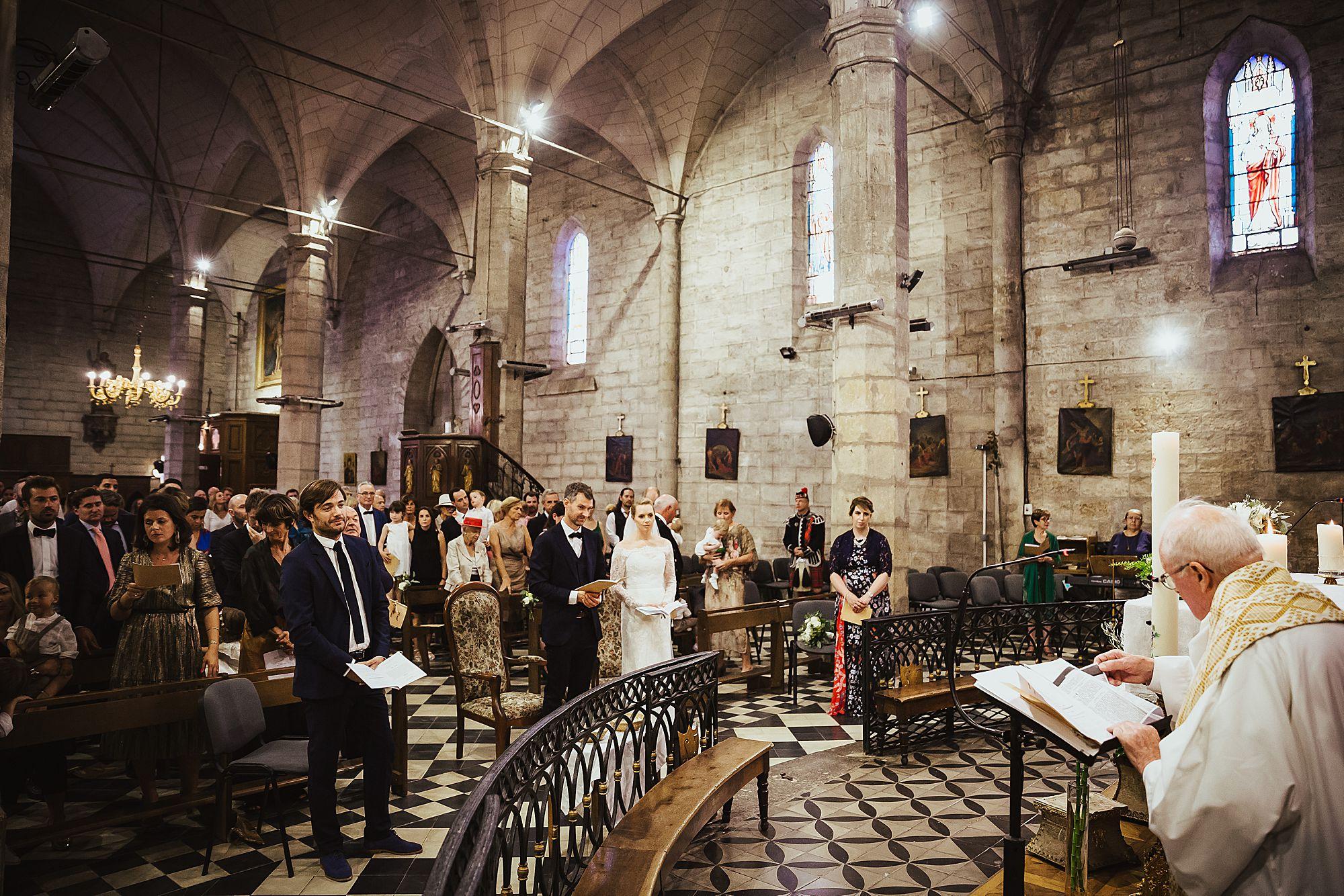 l'église de St Cyr et Sainte Juliette, Plan de l'Église, Pomérols, Languedoc-Roussillon