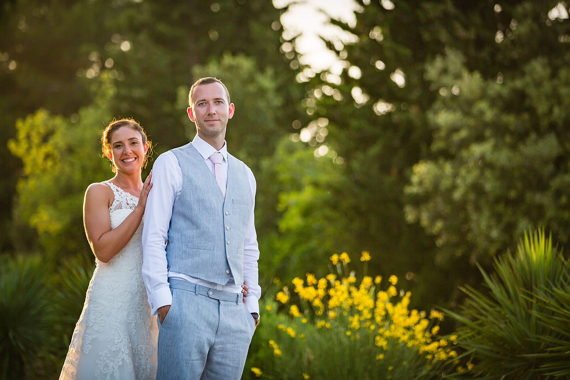 Domaine Michaud wedding photographers