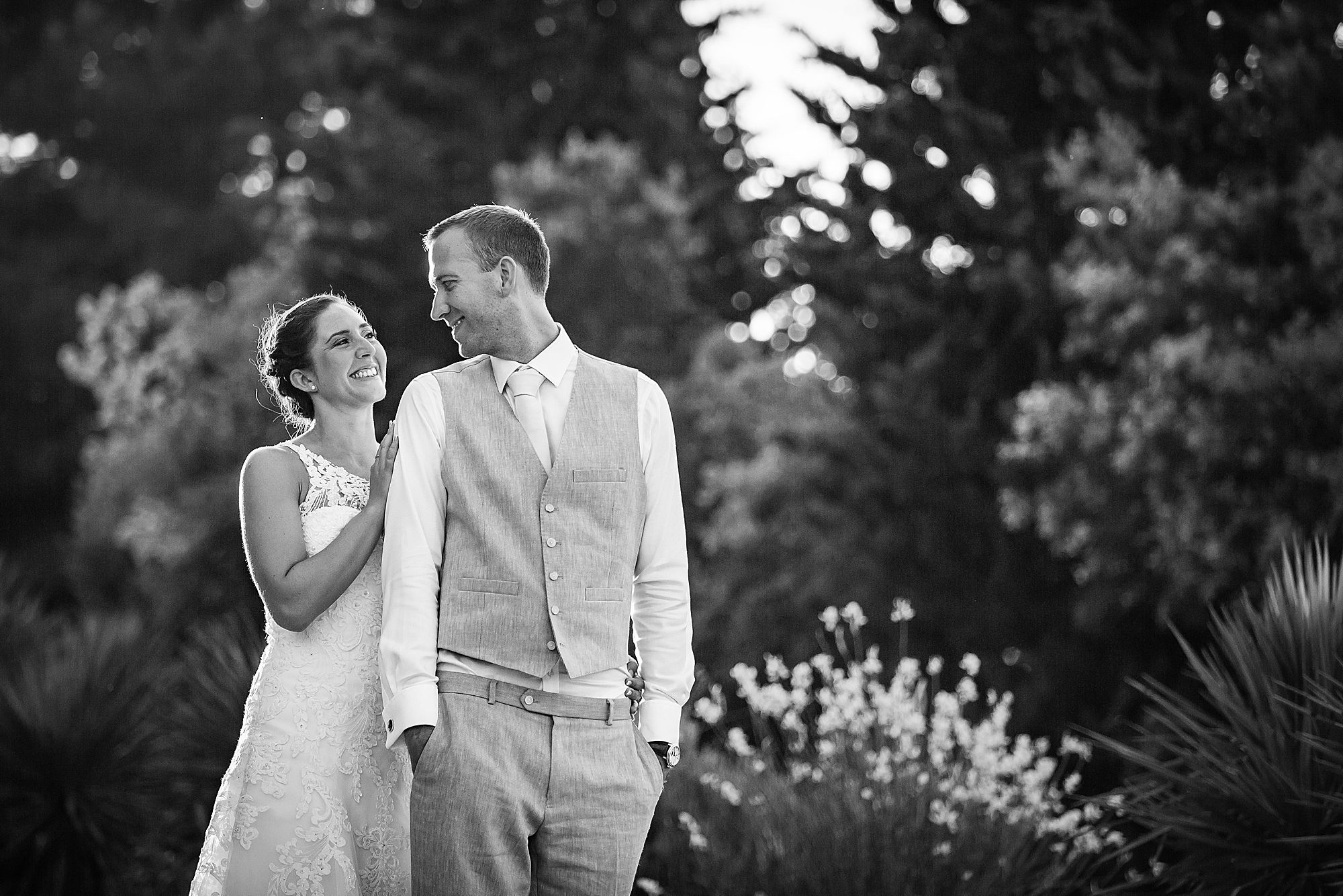 wedding at Domaine Michaud