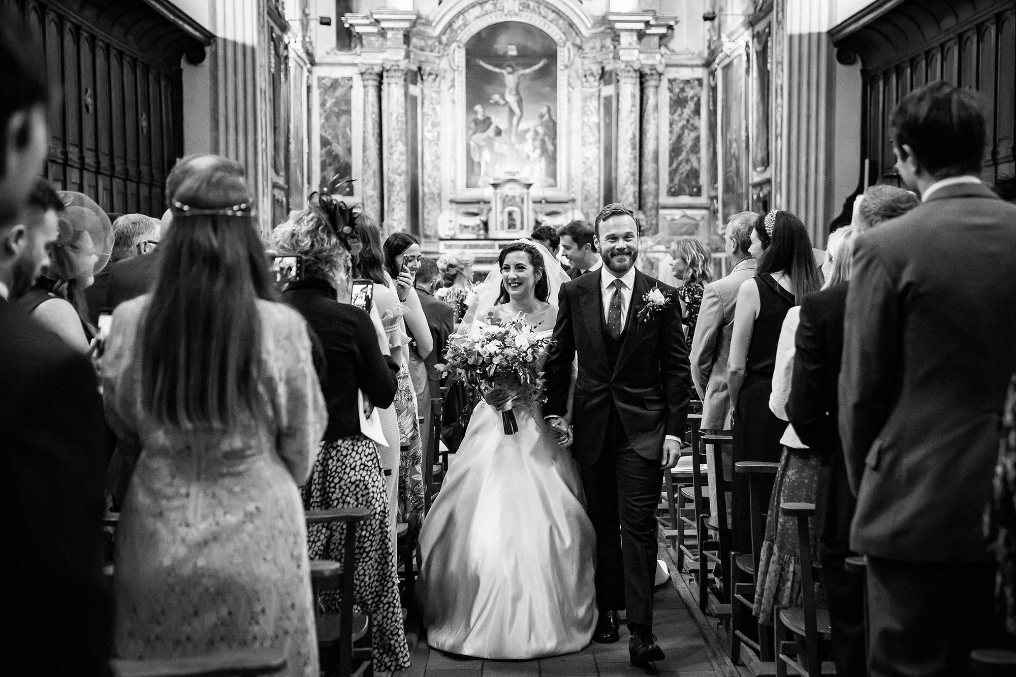 La Collégiale Saint Rémy wedding photos