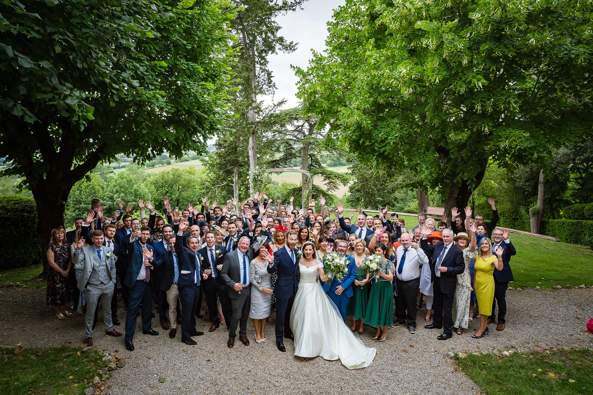 wedding photographer Chateau de Brametourte