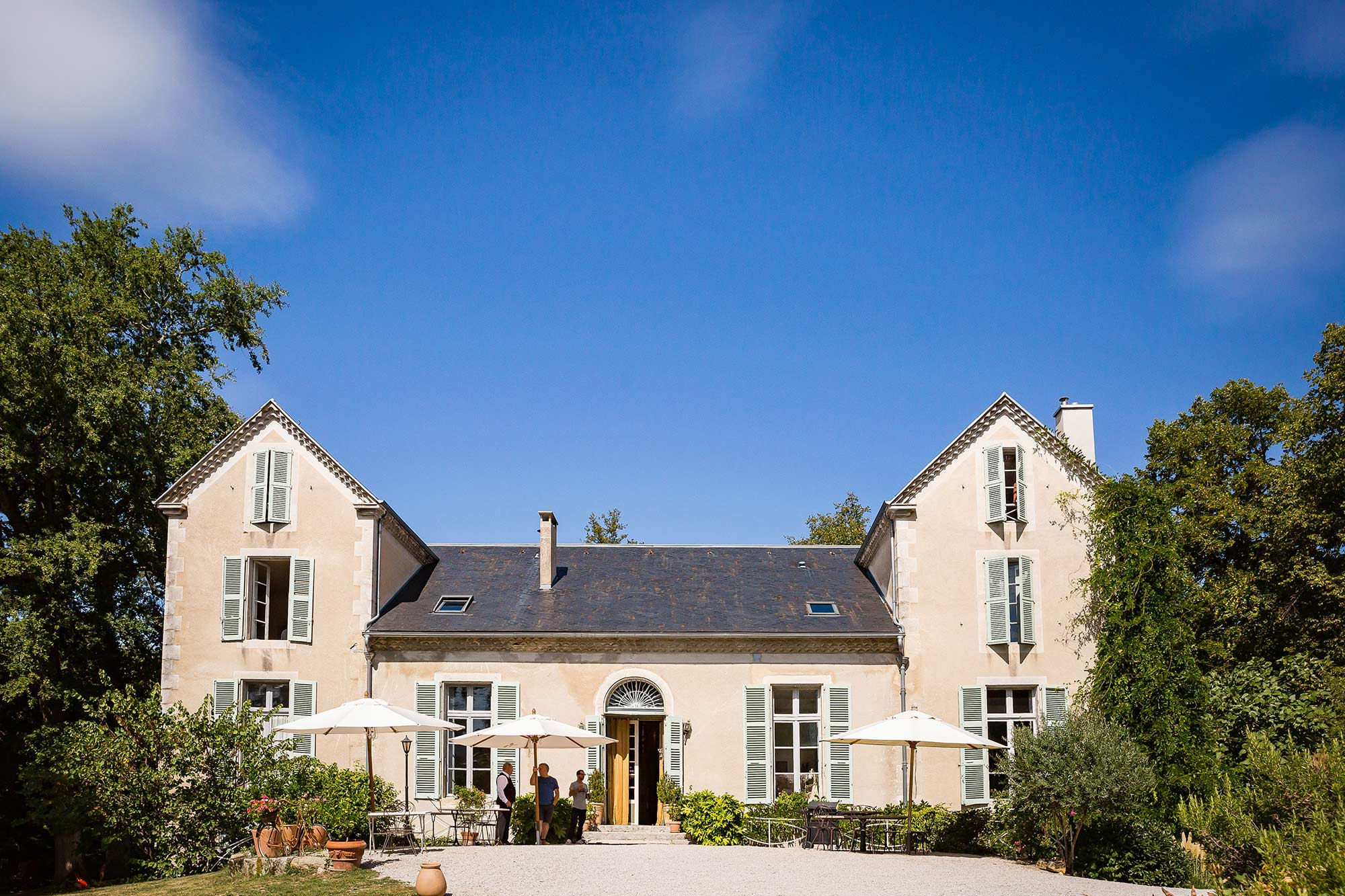 Domaine le Castelet wedding venue