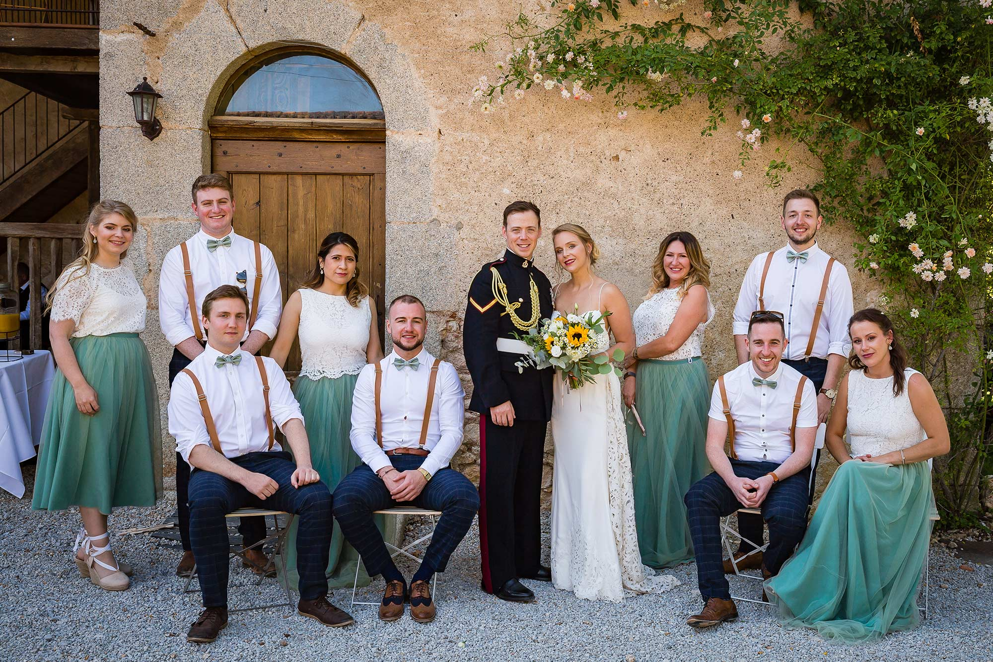 Domaine le Castelet wedding