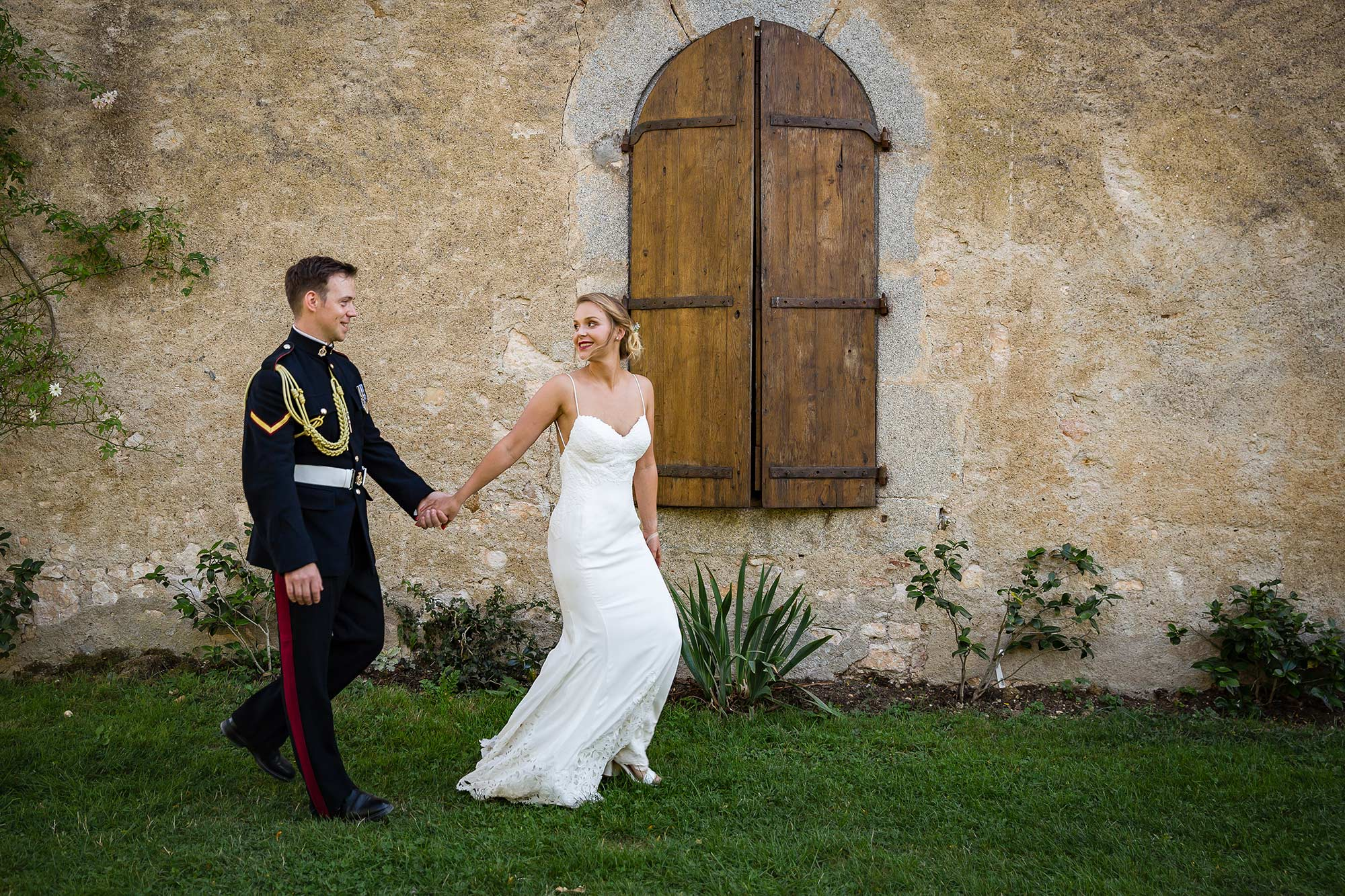 Domaine le Castelet wedding photographer
