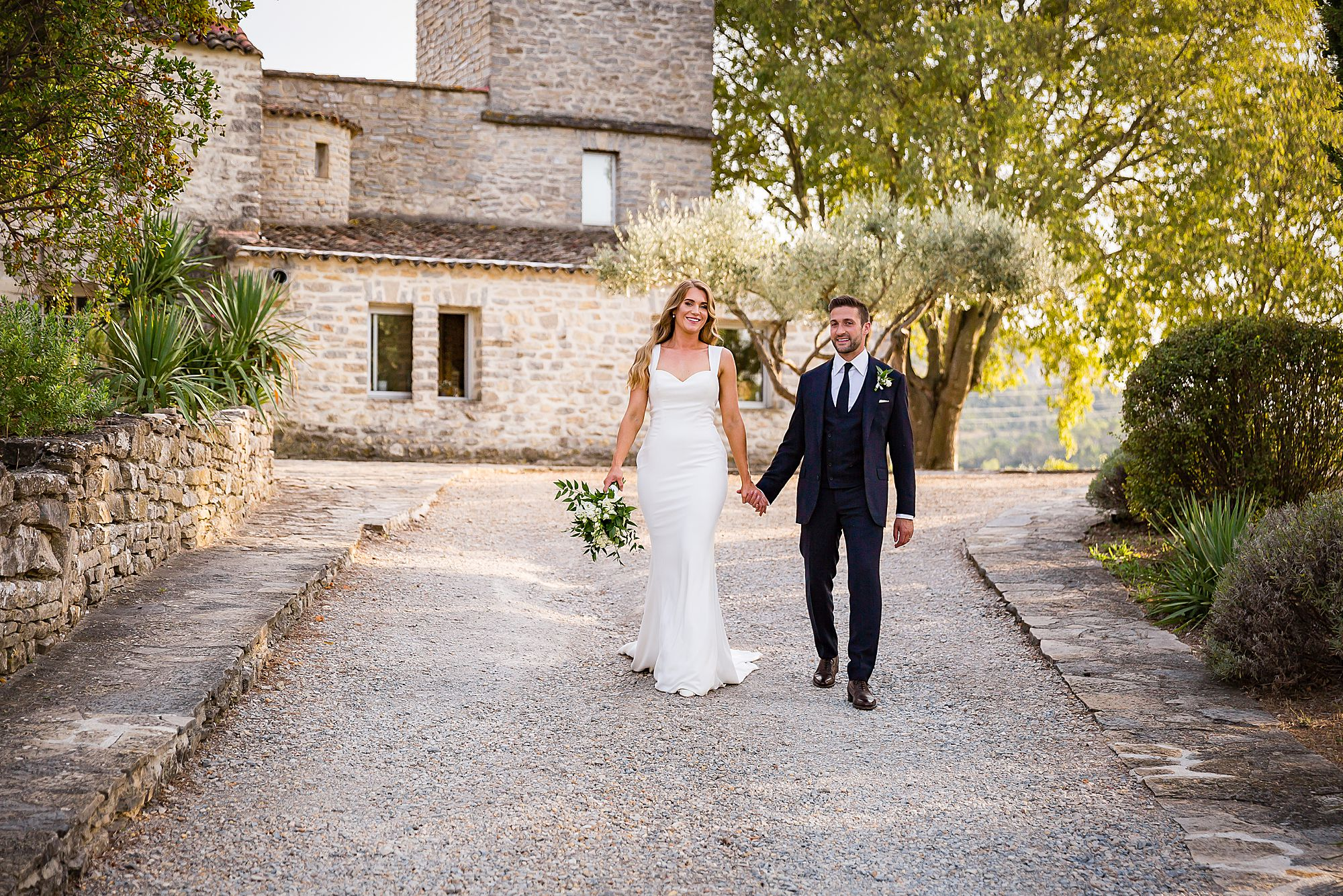 Mas saint germain wedding