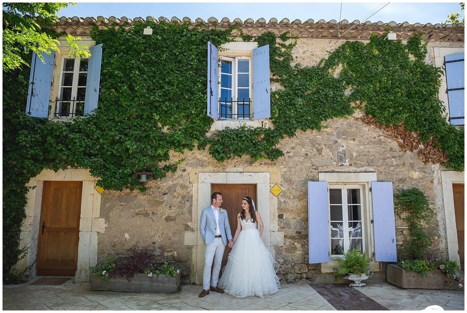 Château du Puits es Pratx weddings